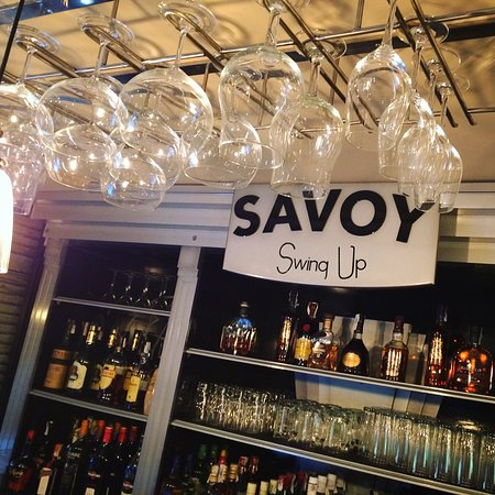Savoy Swing Up
