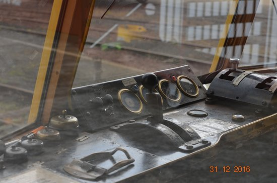 Don River Railway: The engine controls