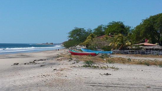 Popoyo, نيكاراجوا: Another beautiful beach.
