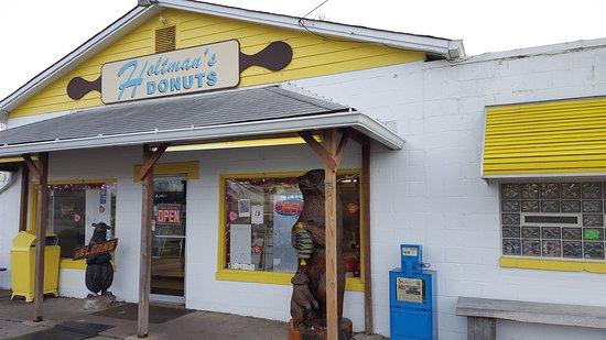 Loveland, OH: Holtman's Doughnut Shop