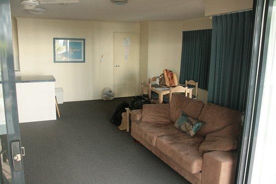 Belaire Place Motel Apartments Foto
