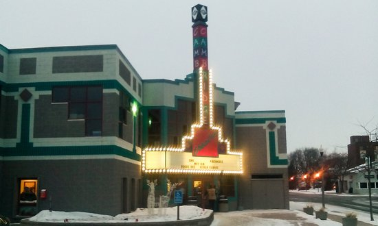 GTI Movie Theater