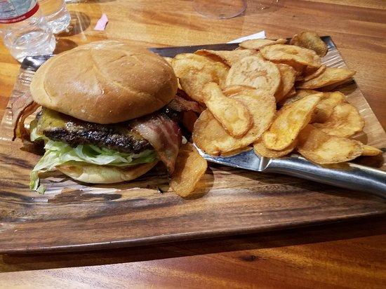 Medford, Oregón: Ram Restaurant & Brewery