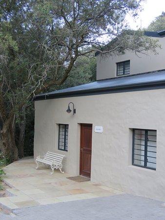 The Baths: New Skilpad house