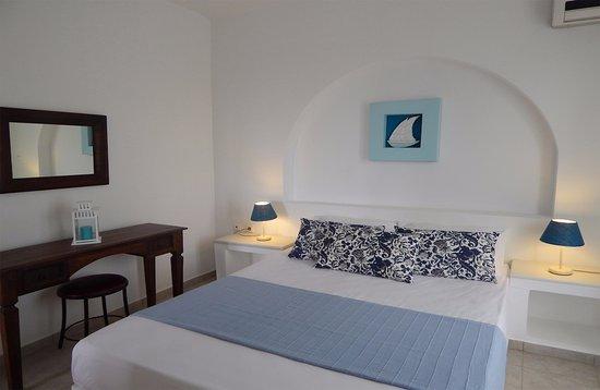 Kastraki, Grækenland: family suite