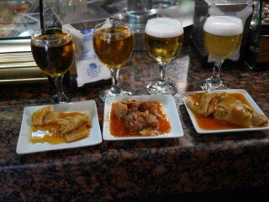 Bar el abuelo zamora fotos y restaurante opiniones for Bar restaurante el jardin zamora