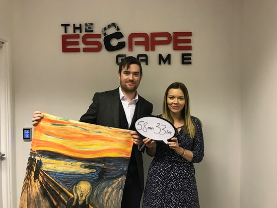 ‪The Escape Game‬