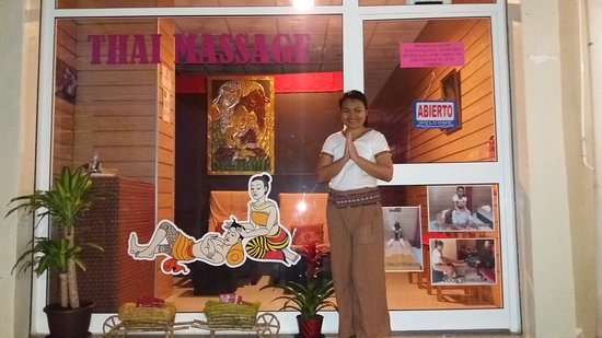 ‪Junpen Thai Massage Fuengirola‬