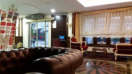 イスタンブール サファイア ホテル