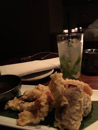 Haru Gramercy Park: tempuras