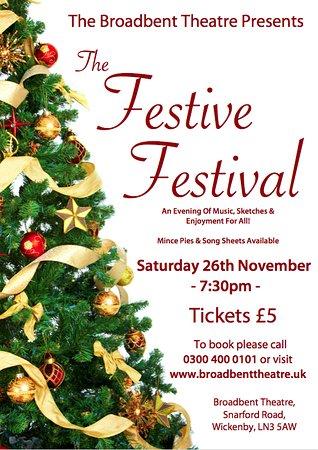 Lincolnshire, UK: Festive Festival - Nov 2016