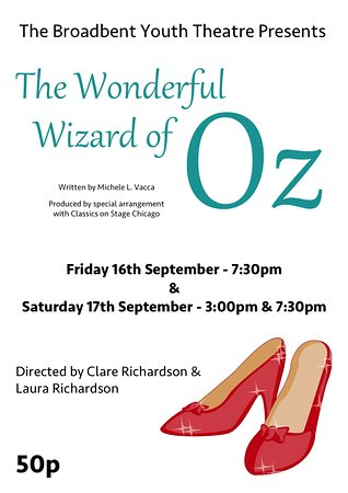 Lincolnshire, UK : Wizard of Oz - Sept 16
