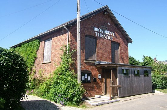 Lincolnshire, UK: Broadbent Theatre