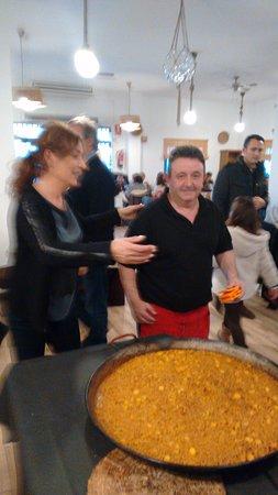 Picanya, إسبانيا: arroz del señoret