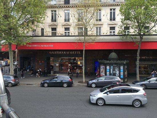 De louvres hotel paris france voir les tarifs et avis for Hotel bas prix paris