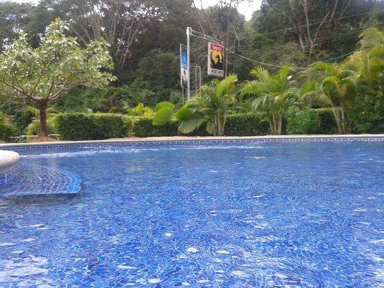 Baru, Costa Rica: Charter Restaurante