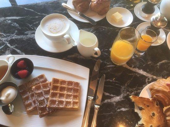 Kyoto's very BEST! & best hotel breakfast EVER!