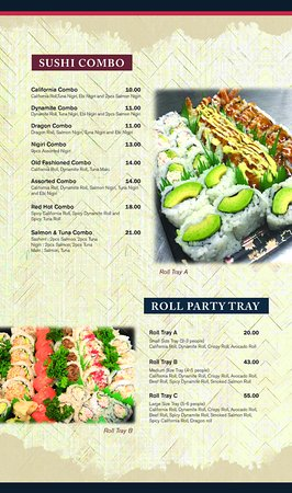 Dawson Creek, Canada: newly updated Teriyaki Express menu. Try and Enjoy the Teriyaki Express.