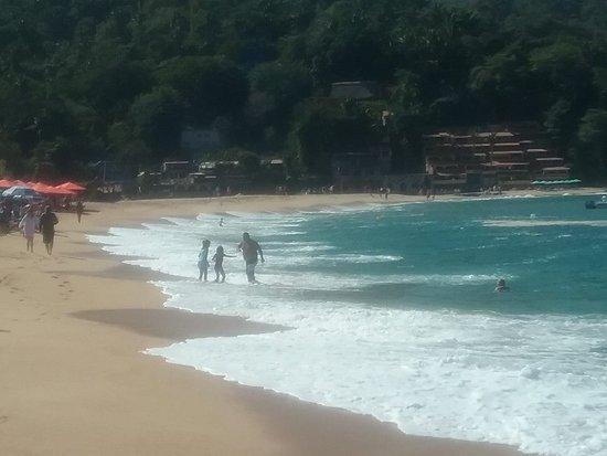 Vallarta Adventures: beach at Yelapa