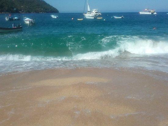 Vallarta Adventures: Waves at Yelapa!