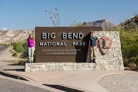 Alpine, TX: Welcome to Big Bend
