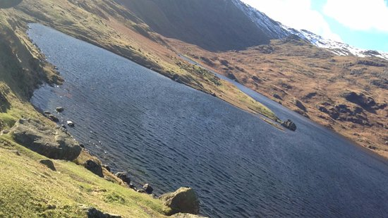 Grasmere, UK: Another section of the tarn