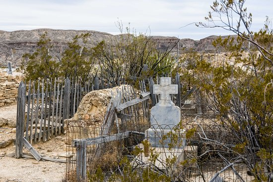 Alpine, TX: Terlingua Ghost Town