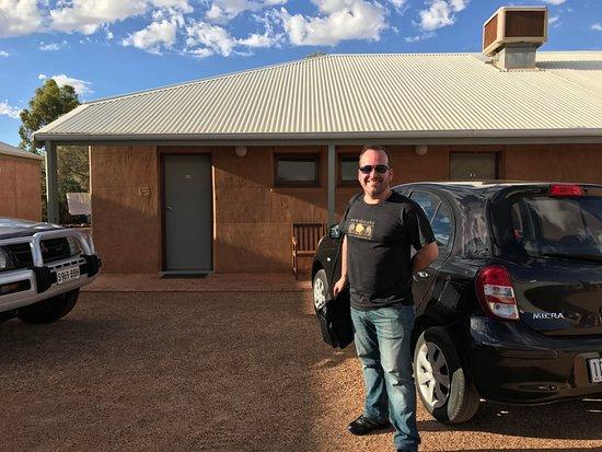 มัด ฮัท โมเต็ล: cabin i stayed