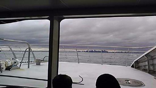 Portarlington, Australia: Approaching Docklands