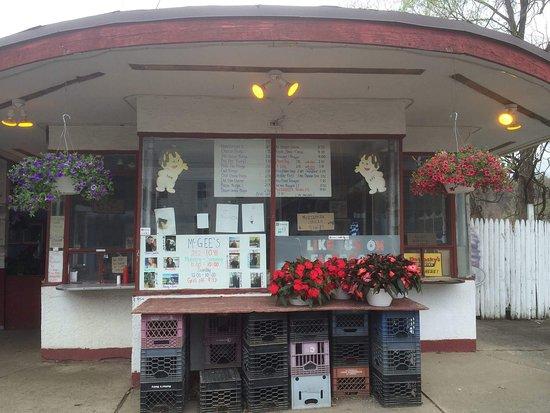 Carbondale, Pensilvania: McGees