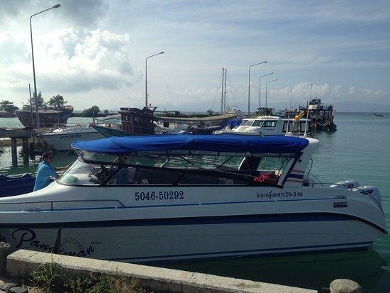 Panviman Resort - Koh Pha Ngan: Private Speed Boat Transfer To/From Ko Samui