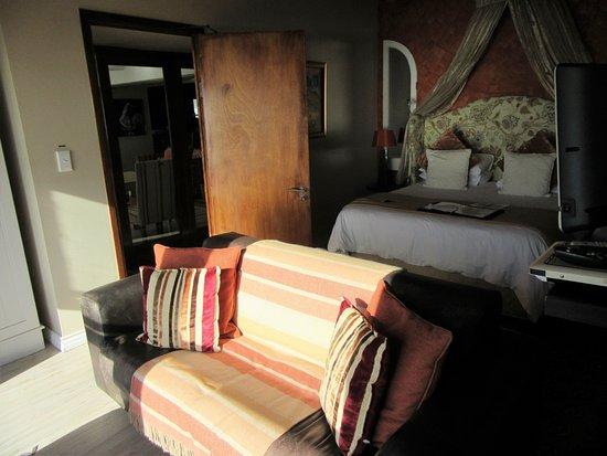 Paternoster, Sydafrika: Cinnamon Room