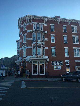 Historic Downtown Durango Hotel In