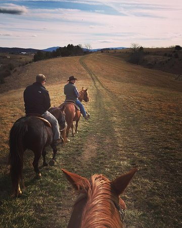 Star B Stables : Enjoy the beauty of Virginia's Shenandoah Valley & Appalachian Mountains on horseback!