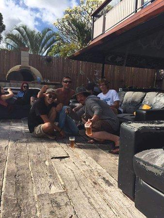 Gladstone, Australia: Bar/pool area