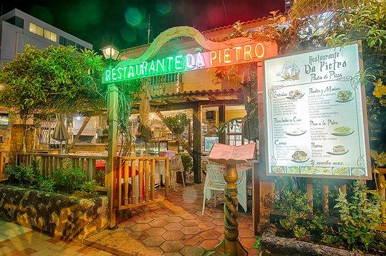 Hervorragende Pizza Restaurante Da Pietro Cartagena