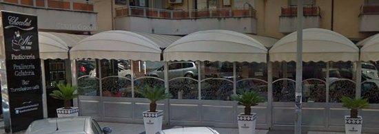 Lamezia Terme, Italie : CHOCOLAT A LAMEZIA