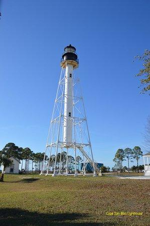 Port Saint Joe, FL: The Cape San Blas Lighthouse