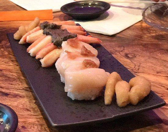 Sushi Murayama: Fresh sushi