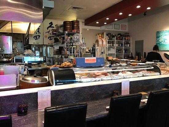 Sushi Murayama: Sushi Bar