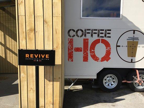 Coffee HQ Ohakune
