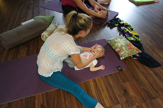 Sicamous, Canada: Happy Baby Yoga  ~ Yoga for you little loves ages up to 2 years.