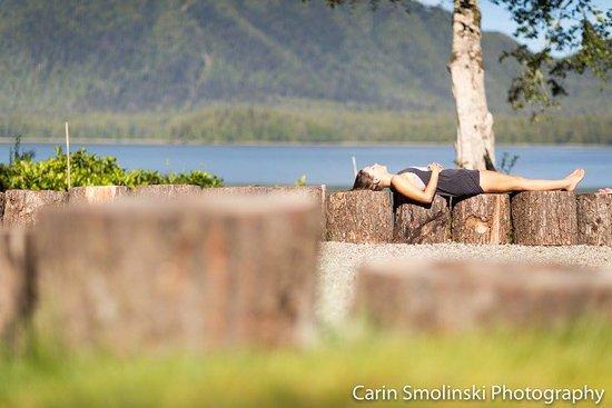 ซิกามัส, แคนาดา: Meditation