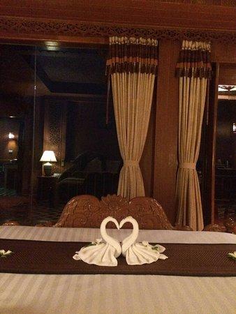 Panviman Resort - Koh Pha Ngan: deluxe cottage