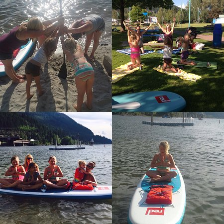 Sicamous, Canada : Youth Yoga Sessions and Camps