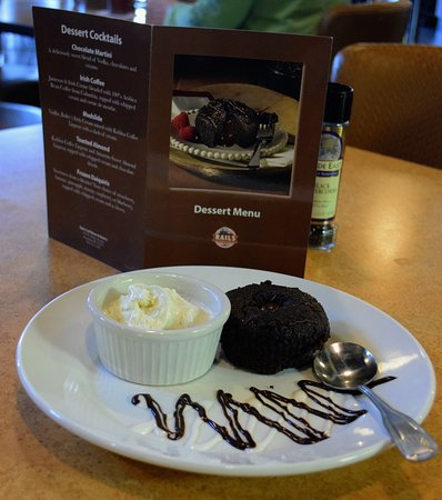 Seymour, IN: Try one of our many delicious desserts including our Chocolate Stout Cake!