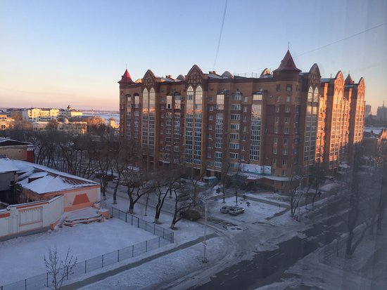 Blagoveshchensk: typical Russia and the hotel where Putin ventured to stay 60