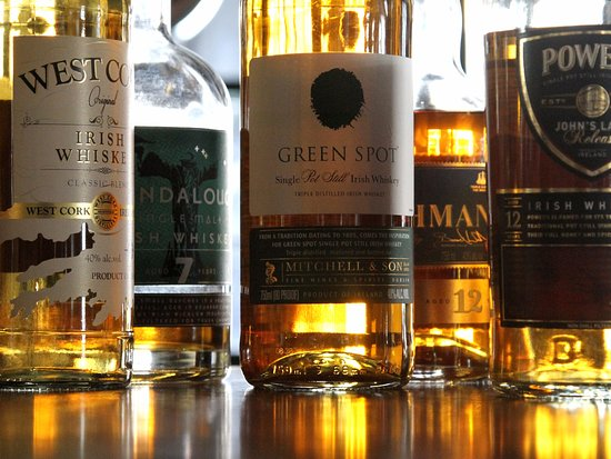 Tivoli, Estado de Nueva York: Largest selection of Irish whiskey in the country