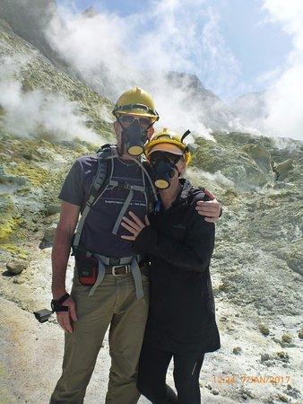 Whakatane, Nueva Zelanda: Respirators