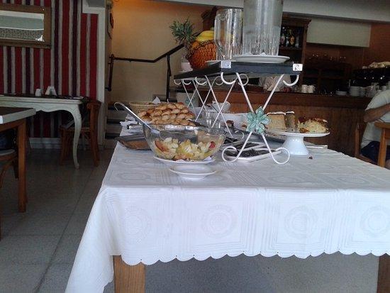 Hotel Mojomar : Desayuno completo